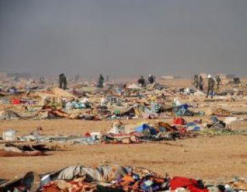 Protesta dilluns davant l'ajuntament per la crisi a Al-Aaiun