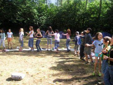 L'Agrupament Escolta de la Floresta organitza acitivitats per donar-se a conèixer