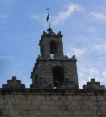 Nova visita aquest dissabte al campanar, l'església i el claustre