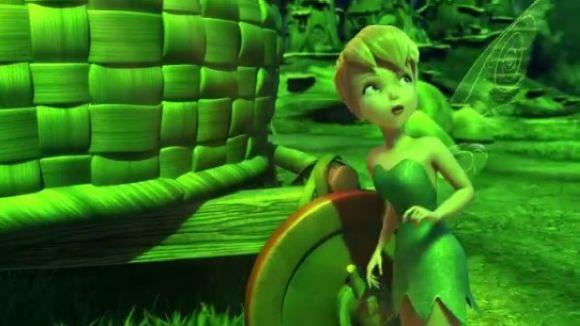 'Campaneta i la llegenda de la bèstia', avui al cicle de cinema infantil