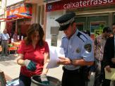 El Síndic reprova la Policia Local per la sanció de veïns identificats mitjançant les escombraries