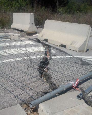 El PSC alerta que deficiències d'urbanització a la zona del pont de Can Graells fan perillar la seguretat