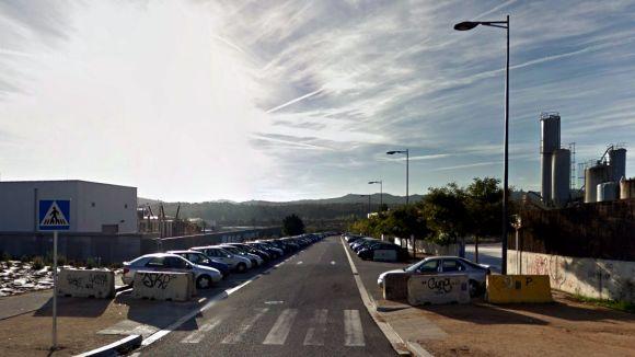 Creuament d'acusacions entre un policia i un ciutadà en una acció contra el 'botellón'