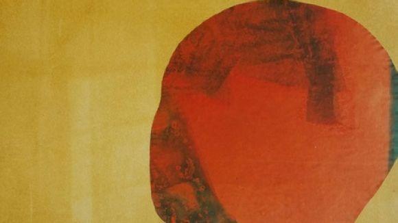 Una de les ombres d'Om Barbarà / Foto: Canals Galeria d'Art