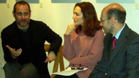 De Sant Cugat a 'Las cavernas de San Pedro' amb el nou llibre de Lluís Ubalde