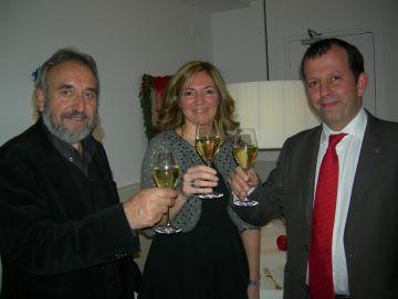 La Canals Galeria d'Art i el restaurant Villa 50 uneixen forces per promocionar la cultura santcugatenca