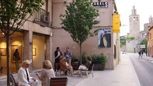 La Canals Galeria d'Art tanca les portes després de més de 40 anys en actiu