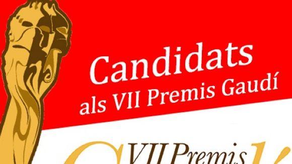 Empremta santcugatenca entre els candidats als Premis Gaudí