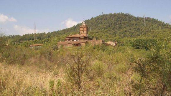 Un grup d'alumnes d'arquitectura proposarà usos per a la masia de Can Monmany