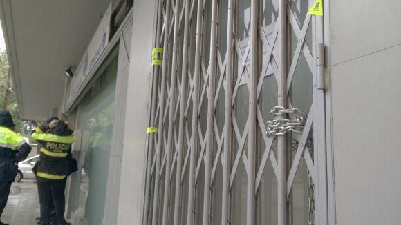 La Policia Local torna a precintar el Club Cannem i efectua una detenció