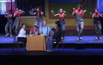 Ple absolut en el retorn de Cantajuego al Teatre-Auditori
