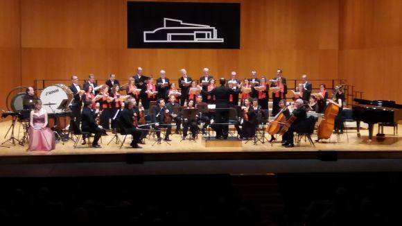 La Cantata de Nadal de Camerata porta una visió actual i profunda de la festivitat al Teatre-Auditori