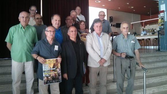 90 cantaires uniran les seves veus per reivindicar la història de Catalunya
