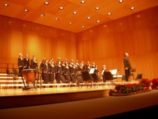 La Cantata de Nadal estrena la nadala 'En el bosque helado' davant el públic del Teatre-Auditori