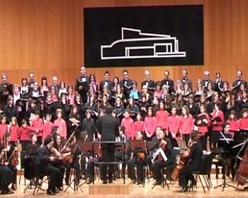 La Cantata de Nadal es consolida a l'agenda cultural de la ciutat en aquesta 5a edició