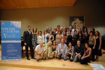 L'obra 'En el bosque helado' s'estrena a la tradicional Cantata de Nadal al Teatre-Auditori