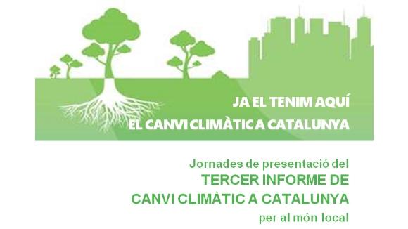 Jornada: 'Canvi climàtic: impactes, vulnerabilitat i adaptació'