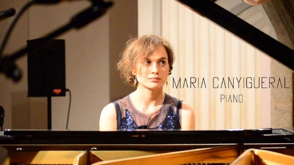Concert: Maria Canyigueral, piano