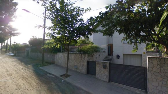 Els nous carrers asfaltats de Capella de Sant Joan, oberts al trànsit