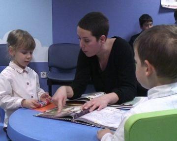 Abacus fa tallers infantils al Capio HGC per als menuts que esperen per entrar al metge