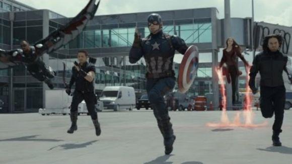 'Capitán América: Civil War' i dues pel·lícules més, les estrenes de la cartellera santcugatenca
