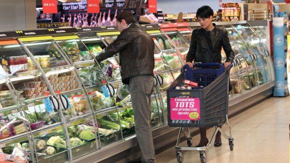 Caprabo presenta a Sant Cugat els seus supermercats de nova generació