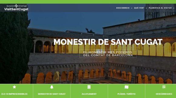 L'Ajuntament posa en marxa un nou web turístic per promocionar la ciutat