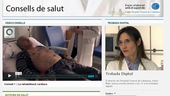 Cugat.cat estrena un espai de salut amb Capio Hospital General de Catalunya