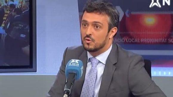 Carles Combarros, nou director del CAR Sant Cugat