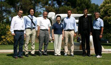 Una delegació japonesa ha visitat el CAR de Sant Cugat