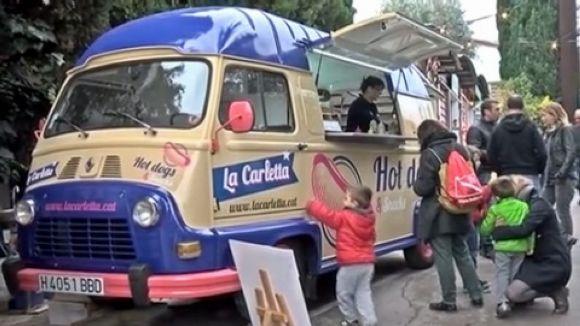 El mercat gastronòmada Van Van vol tornar a Sant Cugat
