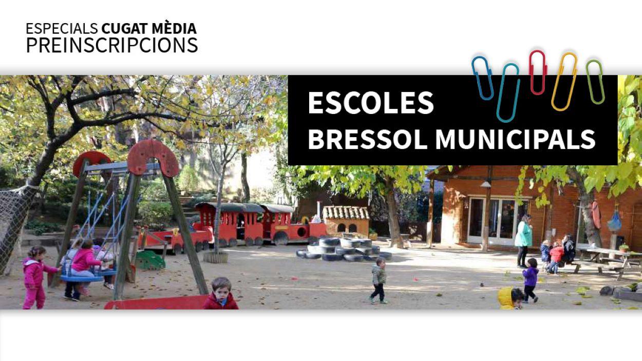 Arrenquen les preinscripcions per a les escoles bressol municipals de Sant Cugat