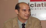 El candidat d'ICV-EA a l'alcaldia de la ciutat, Xavier Boix
