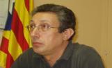 El president local d'ERC, Jaume Busquets