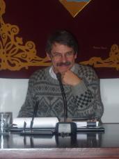 Josep Casadellà espera que augmenti la participació del concurs literari