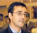 Joan Recasens és membre del comitè de govern del partit