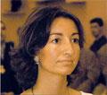 Marta Subirà ha estat tres dies a Alba en unes jornades per la Igualtat.
