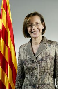 Montserrat Tura ha assistit aquest dimecres a unes jornades sobre comportaments de risc en la conducció organitzades per Sant Cugat, Rubí i Castellbisbal