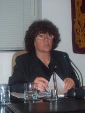 La presidenta de l'EMD assegura que encara no tenen prou informació per posicionar-se pel projecte