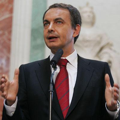 Sant Cugat demana a Zapatero que defensi la candidatura a l'IET en la presentació a Brussel·les
