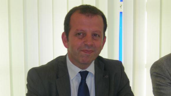 Carles Brugarolas és tinent d'alcalde d'Economia