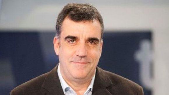 El periodista Carles González és el nou director de TVE a Catalunya