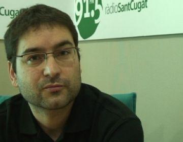 La novel·la 'Nits' del santcugatenc Carles Martín podria fer el salt a la gran pantalla