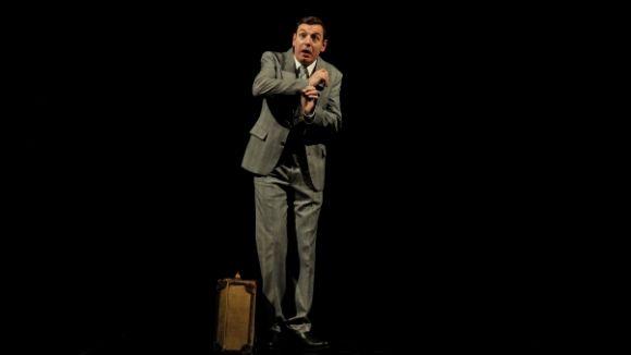 Carles Martínez, nominat als Premis Butaca per 'Mequinensa'
