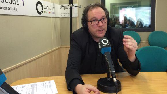 Carles Miró, nou director del patronat municipal d'educació