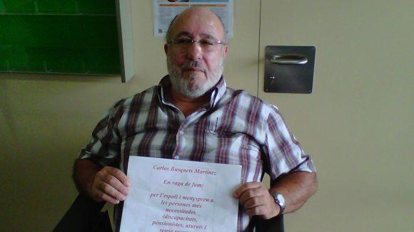 Carlos Busquets comença la vaga de fam
