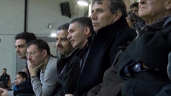 Carlos Feriche (RFEP): 'A veure si aquesta petita decepció de la Copa es pot transformar en un ascens'