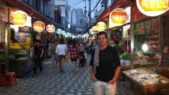 Carlos Catalán: 'Hi ha preocupació a Corea del Sud, però no altera el dia a dia'