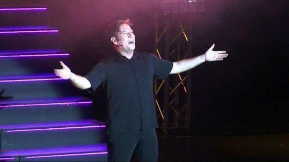 Carlos Latre actua aquesta nit al Teatre-Auditori