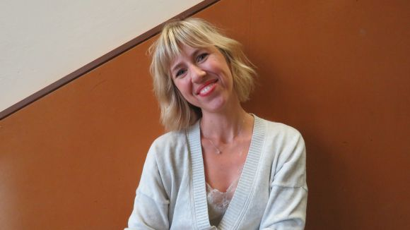 Carlota Benet: 'Hem d'intentar que l'Alzheimer no faci dues víctimes, el malalt i qui el cuida'